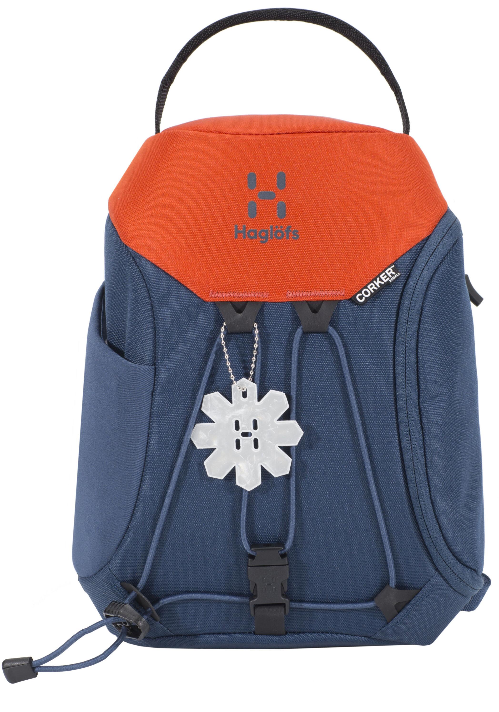 Haglofs Corker X Small Backpack Children 5l Blue At Bikester Co Uk